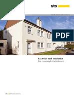 Sto Ewi Systems for Refurbishment Brochure