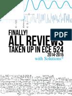 Secret ECE524