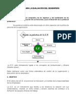 Manual Para La Evaluación Del