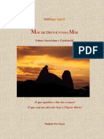 """""""MÃE DE DEUS E NOSSA MÃE"""" (Fátima, Ámsterdam e Garabandal)"""