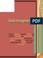 Waste Managment by Manish Bhandari
