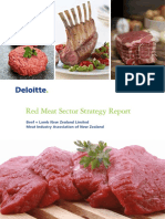 Red Meat Sector Strategy Report - May 2011