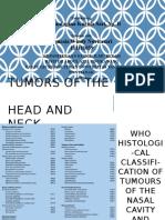 Tumor Kepala Dan Leher