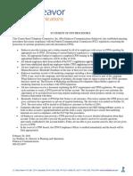 Statement of CPNI Procedures 2016.pdf