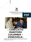 Carpeta - Colombia - Venezuela
