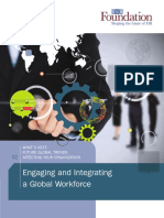 Engaging and Integrating a Global Workforce June2015
