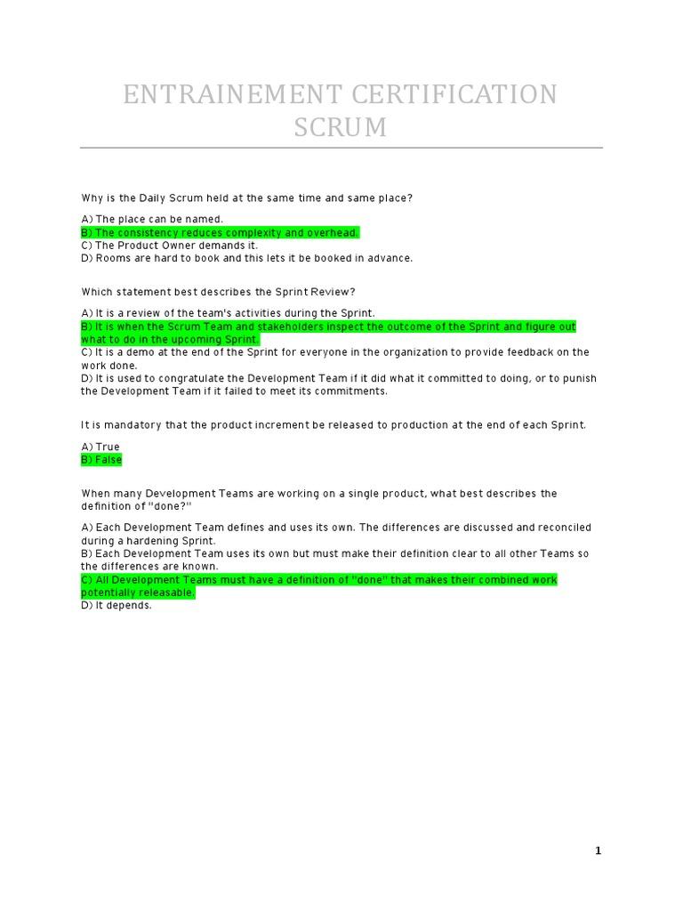 Entrainement certification scrumpdf scrum software development entrainement certification scrumpdf scrum software development accountability 1betcityfo Images