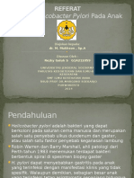 Referat h Pylori