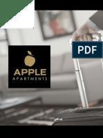 AppleApartments - Brochure