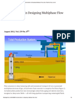 Considerations in Designing Multiphase Flow Lines _ Pipeline & Gas Journal