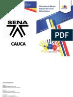 Manual Básico Lengua de Señas Colombiana