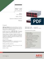 Aeg Ps Inversor Mtp-b Inv 120 Es