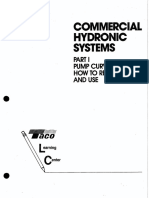 2443 Taco Commercial Hydronic Systems Pump Curves