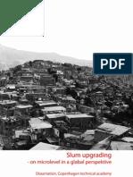 Slum Upgrading