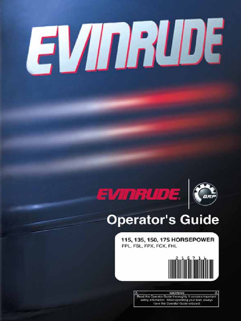 Evinrude 115 Direct Injection Manual Fuel Throttle Servis Washing Machine Wiring Diagram