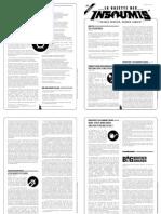 La Gazette des Insoumis N°05 (A3)