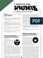 La Gazette des Insoumis N°05 (A4)