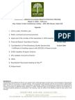 DOA Board March 2, 2016 Agenda Packet