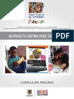 OCTUBRE 2012 Cartilla Proceso