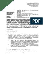 Resolución 0319-2016/SPC-Indecopi