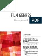 film genre examples