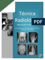 Manual de Proyecciones Radiológicas 2013 (Versión Compartida).