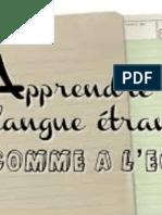 Devenir à l'Aise Dans Toutes Les Langues-comment Apprendre n'Importe Quelle Langue Rapidement en Ligne