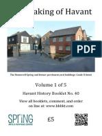 The Making of Havant 1