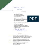 Il Filosofo e La Filastrocca - Dietro L_angolo.