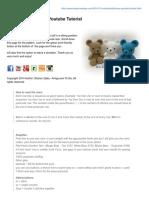 Amigurumitogo.com-Crochet Teddy Bear Youtube Tutorial