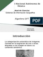Algoritmo SIFT