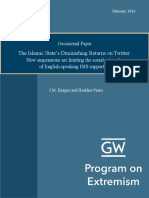 The Islamic State's Diminishing Returns on Twitter