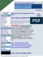 HTML -4