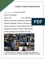 Escritores mexicanos contemporaneos