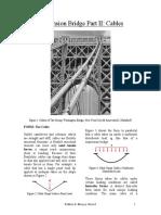 L3 - Suspension Bridge - Cable Forces Jan 11 - Final