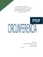 Circunferencia Algebra