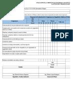 Evaluación Trabajadores Competencia