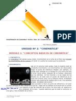 Apunte Teórico Práctico de Cinematica _modulo i