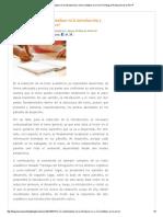¿Cómo Contextualizar en La Introducción y Cómo Sintetizar en El Cierre_ _ Blog de Redacción de La PUCP