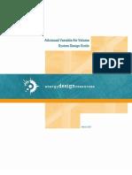 VAV Design Guide