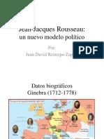 Unidad 2 Jean-Jacques Rousseau - Juan David Restrepo