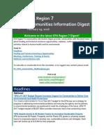 EPA Region 7 Communities Information Digest - Feb 19, 2016