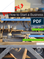 How to Start a Business - Short Guide