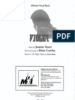 Violet Script