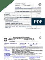 Planeaciones Bloque IV Primero 2015-2016, ZONA 01, 09 y 11.