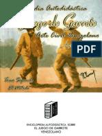 El Juego de Garrote. Volumen 2. Argimiro González