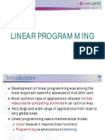 OD Linear Programming LARGE 2010