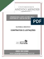 Módulo06 - Contratos e Licitações