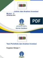 Teori Portofolio dan Analisis Investasi_TTM 02_Muhammad Hidayat & Imas Noviyana.pptx