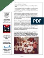CAPPF - Actividad en La Habana - 20 de Abril 2008